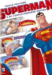 Superman Triple Feature: A Little Piece of Home /