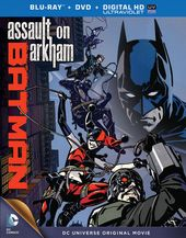 Batman - Assault On Arkham (Blu-ray + DVD)