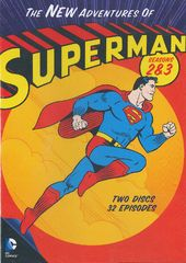 The New Adventures of Superman - Seasons 2 & 3