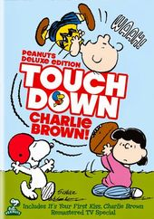 Peanuts - Touchdown Charlie Brown