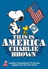 This Is America, Charlie Brown (2-DVD)