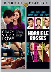Crazy Stupid Love / Horrible Bosses (2-DVD)
