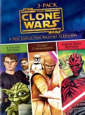 Star Wars: The Clone Wars - A Galaxy Divided /