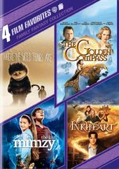 Family Fantasy Collection: 4 Film Favorites