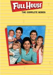 Full House - Complete Series (32-DVD)