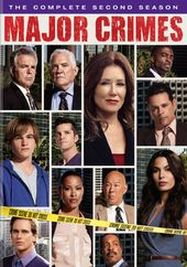 Major Crimes - Complete 2nd Season (4-DVD)