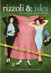 Rizzoli & Isles - Complete 4th Season (4-DVD)