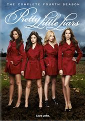 Pretty Little Liars - Complete 4th Season (5-DVD)
