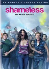 Shameless (US) - Complete 4th Season (3-DVD)