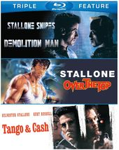 Demolition Man / Over the Top / Tango & Cash