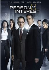 Person of Interest - Complete 3rd Season (6-DVD)