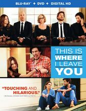 This Is Where I Leave You (Blu-ray + DVD)