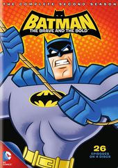 Batman: The Brave and the Bold - Complete 2nd
