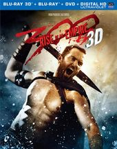 300: Rise of an Empire 3D (Blu-ray + DVD)