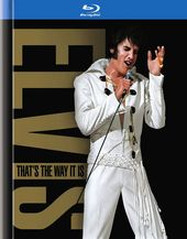 Elvis Presley - That's the Way It Is (Blu-ray,