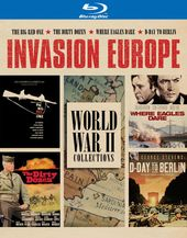 Invasion Europe (Blu-ray)