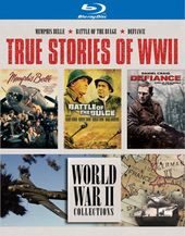 True Stories of WWII (Blu-ray)