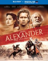Alexander (The Ultimate Cut) (Blu-ray + Book)