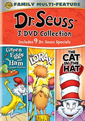 Dr. Suess - 3-DVD Collection (Green Eggs & Ham /