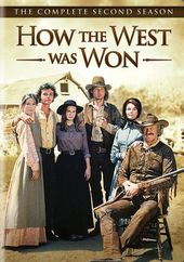 How the West Was Won - Complete 2nd Season (6-DVD)