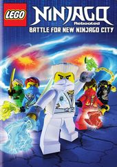 LEGO Ninjago Rebooted: Battle for New Ninjago