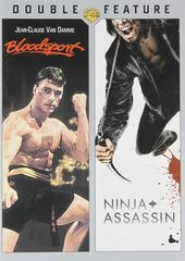 Bloodsport / Ninja Assassin (2-DVD)