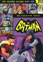 Batman - Season 2, Part 1 (4-DVD)