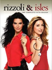 Rizzoli & Isles - Complete 5th Season (3-DVD)