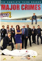 Major Crimes - Complete 3rd Season (4-DVD)