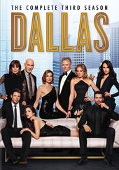 Dallas - Complete 3rd Season (3-DVD)