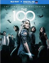 The 100 - Complete 1st Season (Blu-ray)