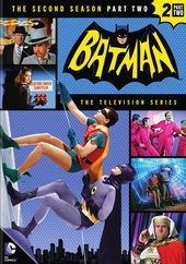 Batman - Season 2, Part 2 (4-DVD)