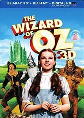 The Wizard of Oz 3D (Blu-ray)