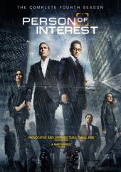 Person of Interest - Complete 4th Season (6-DVD)