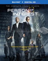 Person of Interest - Complete 4th Season (Blu-ray)