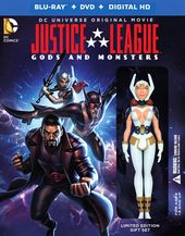 Justice League: Gods and Monsters [Deluxe