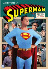 Adventures of Superman - Complete Seasons 5 & 6