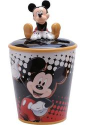 Disney - Mickey Mouse Dots Toothbrush Holder