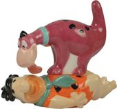 The Flintstones - Fred & Dino - Salt & Pepper