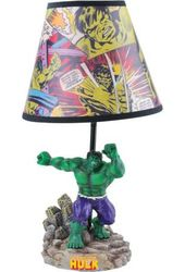 Marvel Comics - Incredible Hulk Lamp