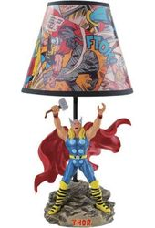 Marvel Comics - Mighty Thor Lamp