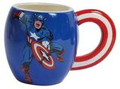 Marvel Comics - Captain America - 15 oz. Ceramic
