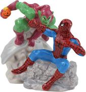 Marvel Comics - Spiderman vs. Green Goblin Salt &