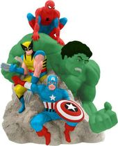 Marvel Comics - Superheroes Cookie Jar