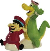 Hanna Barbera - Wally Gator & Mr. Twiddle - Salt