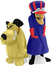 Hanna Barbera - Dick Dastardly & Muttley - Salt &
