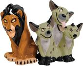 Disney - Lion King - Scar & Hyenas - Salt &