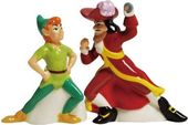 Disney - Peter Pan & Captain Hook - Salt & Pepper