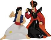 Disney - Aladdin & Jafar - Salt & Pepper Shakers