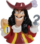 Disney - Captain Hook - Ceramic Cookie Jar